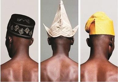 Proper way to wear Yoruba native cap (fila)
