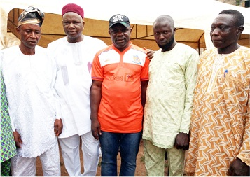 Sallah: Lawmaker hosts constituents, promises more services delivery