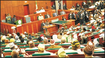 The National Assembly Invasion
