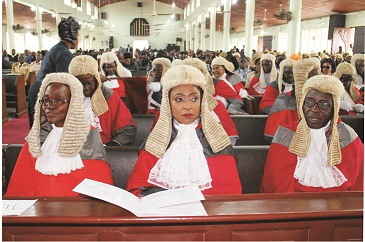 Cleric counsels  judges  to  fear God