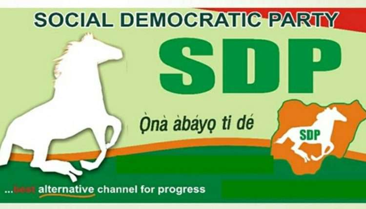 Ondo SDP commends Duke's emergence