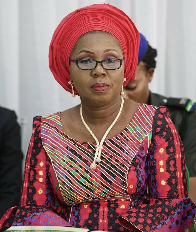 Mrs Akeredolu suggests way out of power problem