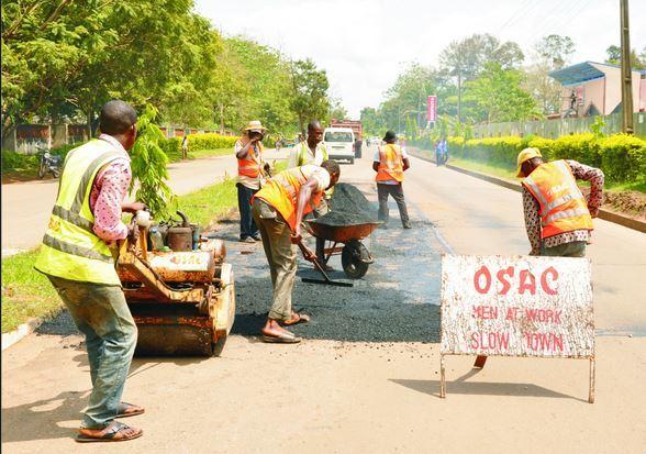 Akure-Owo highway repair begins