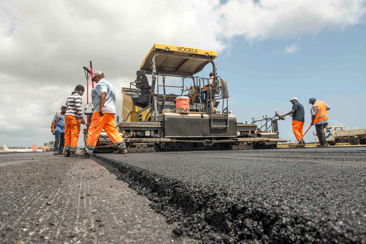 Ondo tackles rural roads construction with RAM