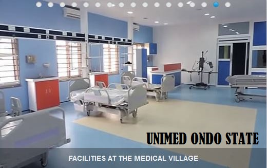 UNIMED Teaching Hospital takes off