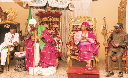 Ondo-Ore road to be dualised – Osinbajo