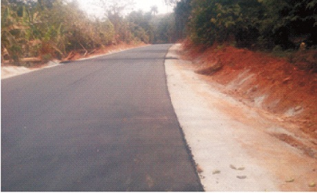 Bolorunduro residents elated over road construction
