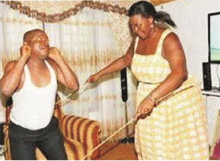 My wife is husband beater' | The Hope Newspaper