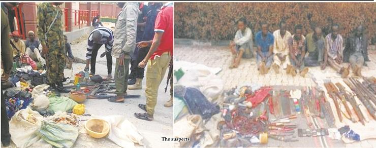 Reining in kidnappers in Ondo