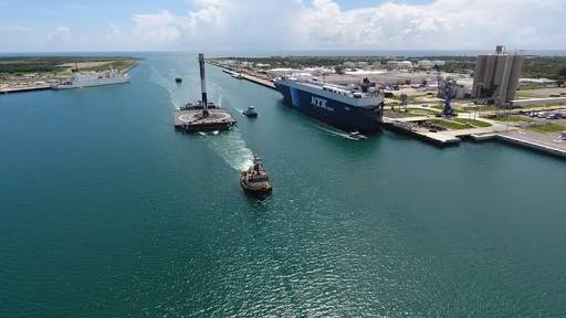 """Port Ondo 'll bring  industrial revolution"""