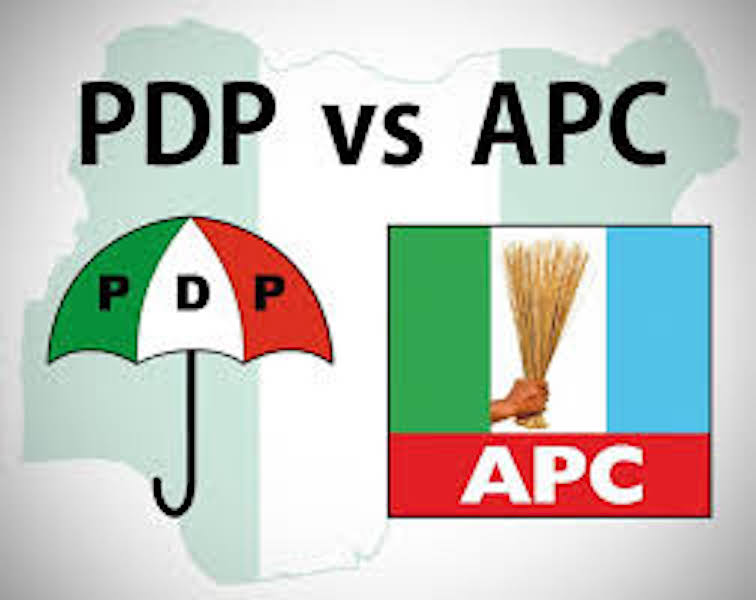 APC, PDP in war of words over alleged votes buying