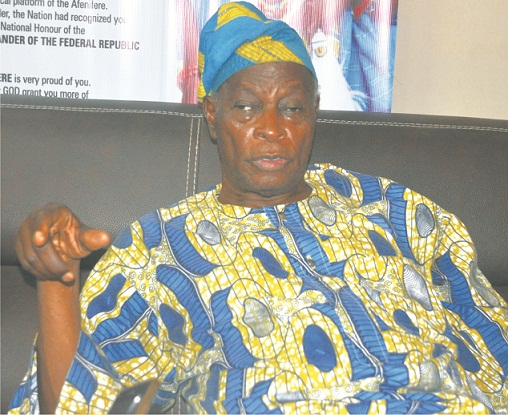 I was going to be president for only one term – Falae