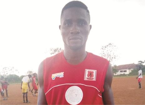 I can solve Sunshine Stars' goal scoring challenge –Olorunda