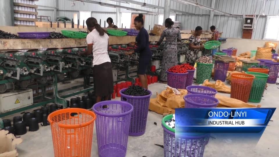Ondo/Linyi 'll employ 4,000