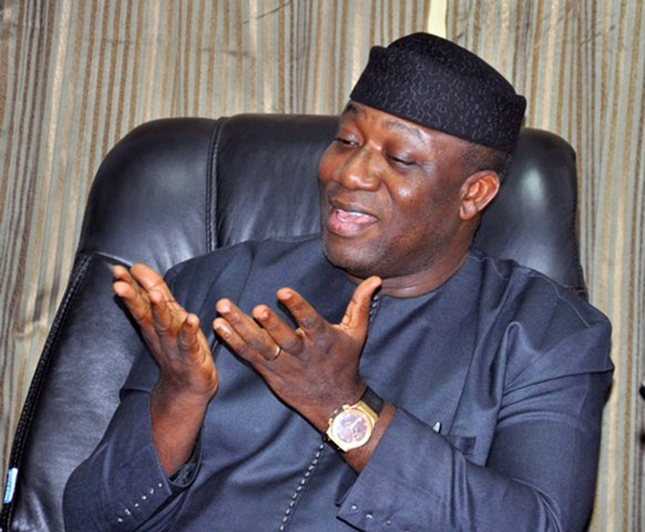 Fayemi urges southwest on restructuring