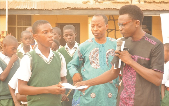 Educationist tasks parents on wards'  career choice