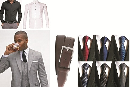 Corporate wears for men