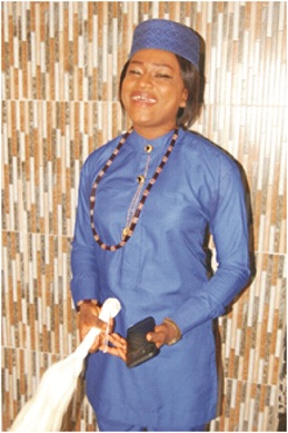 Christianity saved me from ritual rites – Aaye Regent