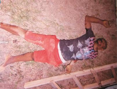 Dead man found in sewage