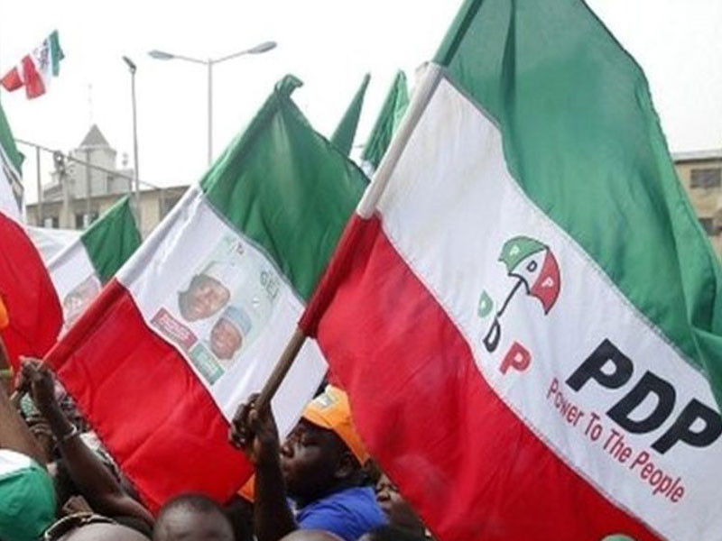 Assembly election: PDP protest in Ondo