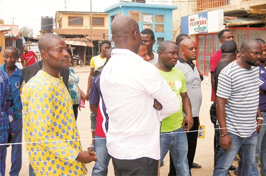 Why we voted against Olotu-residents