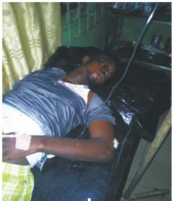 Hoodlum shoots farmer in Ose