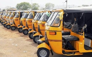 Monarch wants tricycles replace motorcycles