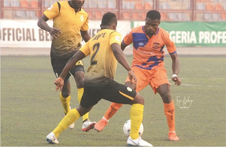 I'm eager to be back on pitch –Ibe