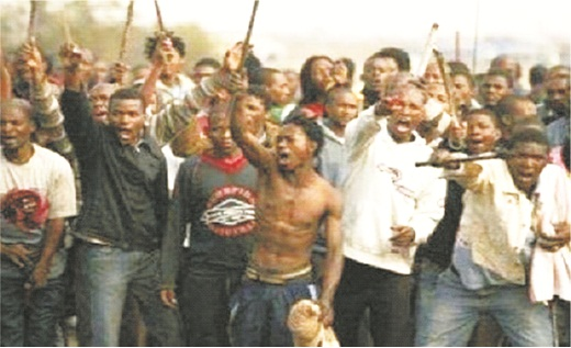Ondo youths renounce cultism