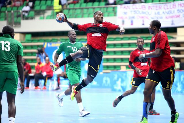Handball holiday coaching for Ekiti students