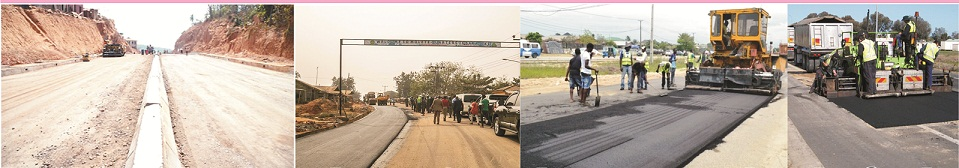 Pushing the frontiers of road construction in Ondo