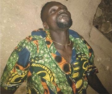 Man dies on Okada