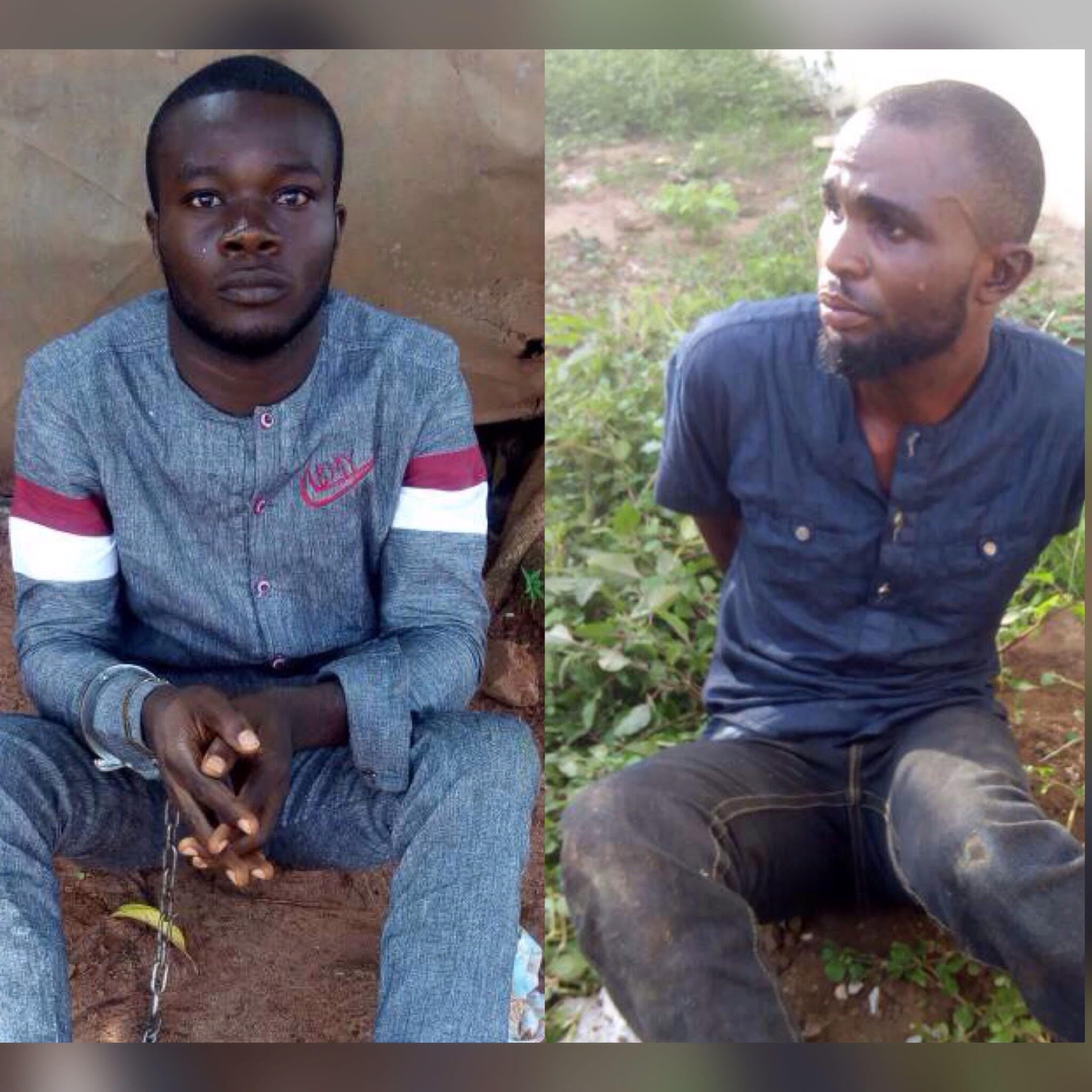 Notorious kidnapper nabbed in Akoko