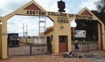 ACE Provost tasks freshers on academic excellence