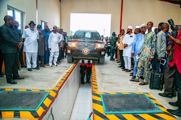 'Computerised Vehicle Inspection Centre 'll reduce accident rate'