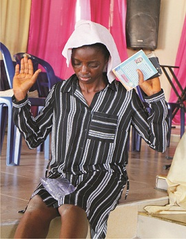 Crippled man, 2 deaf healed in Akure by 26-yr-old woman