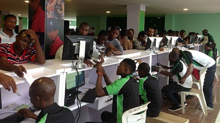 Online soccer betting in nigeria newspapers bitcoins rate
