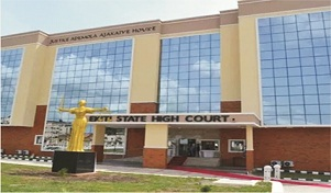 Ekiti community gets magistrate court