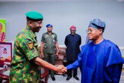 Army partner Osun on security