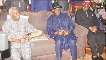 Set up agency on terrorism, Jonathan tells FG