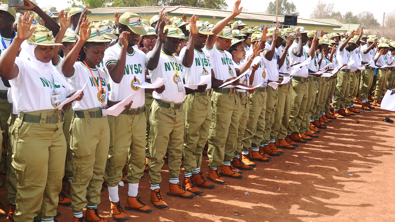 Shun social vices, Corps members advised