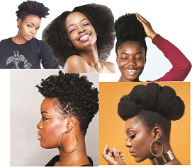 Natural hairstyles you should try out
