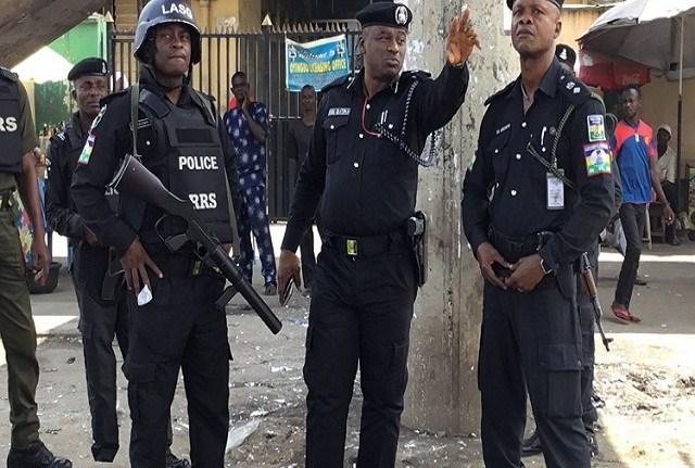 Police foil Ekiti contractors planned protest