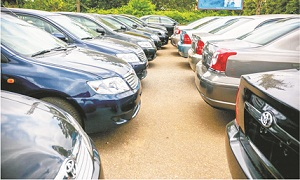 Reconditioned  vehicles: Governor Akeredolu's new approach to governance
