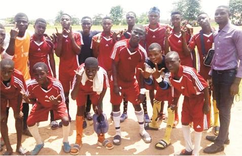 Under-15 summer football competition: Brighten FC 2- 1KFL United