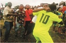 FECA football competition ends abruptly