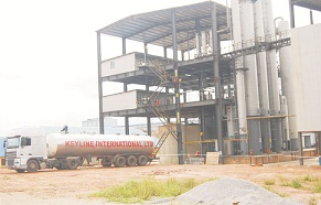 Ondo/Linyi Ethanol factory produces 6,000 tonnes daily