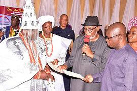Insecurity: Traditional rulers to play key role