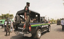Ember months:  Police begin 24 -hours  patrol