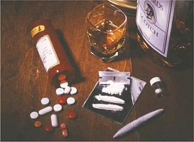 What's Your Substance Abuse?